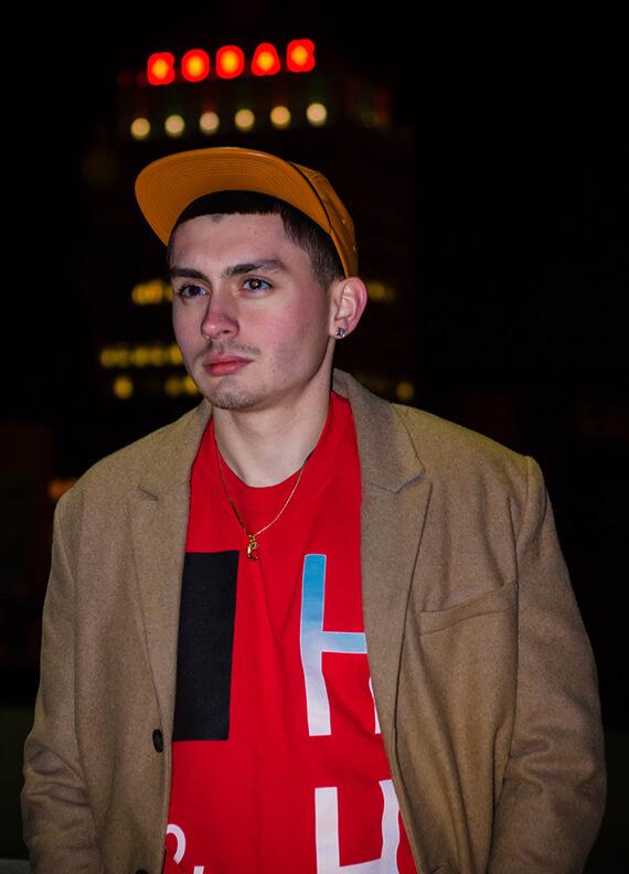 Nate Leisenring, Age 20