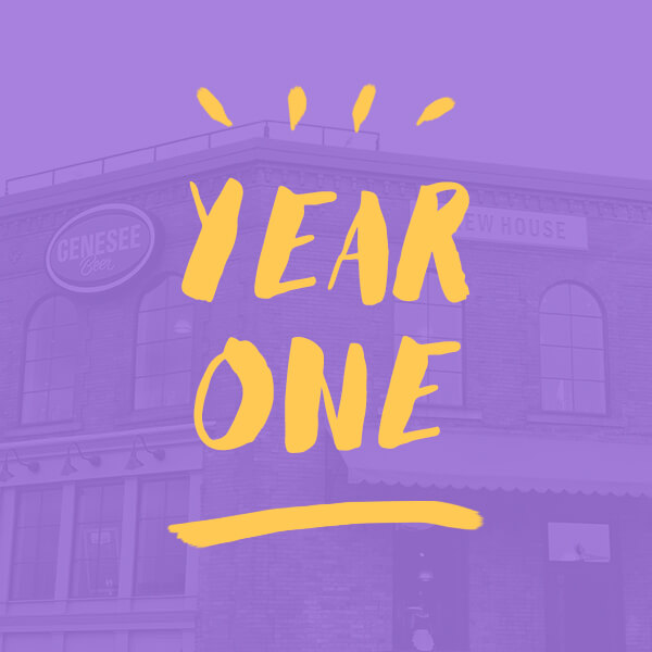 Year One Reflections