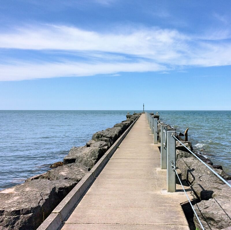 Blue skies are calling (Webster Park)