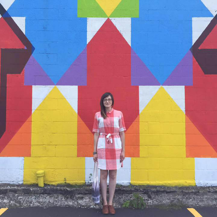 Rochester Brainery Co-Founder Danielle Raymo loves making local connections and Rochester in the fall.