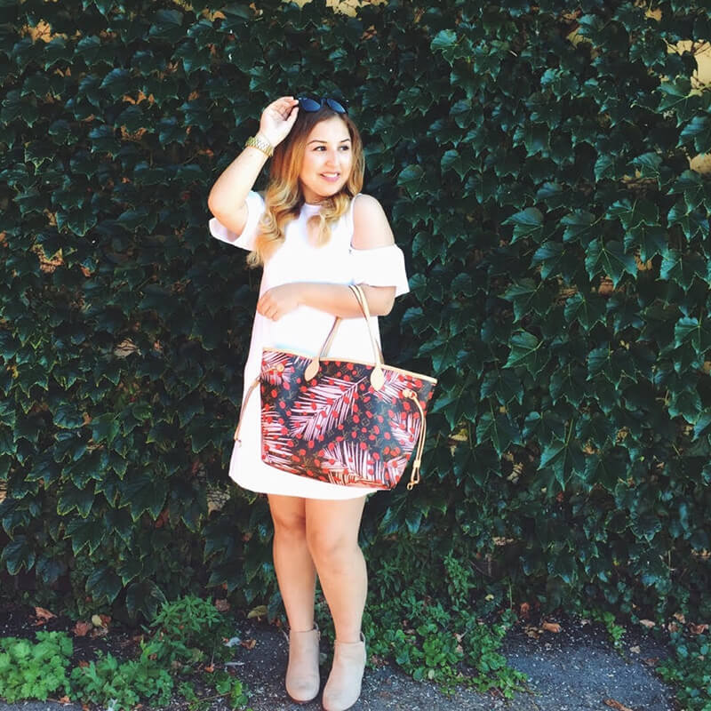 Fashion blogger and college student Ruya Kirac is all about changing your perspective of where you are.
