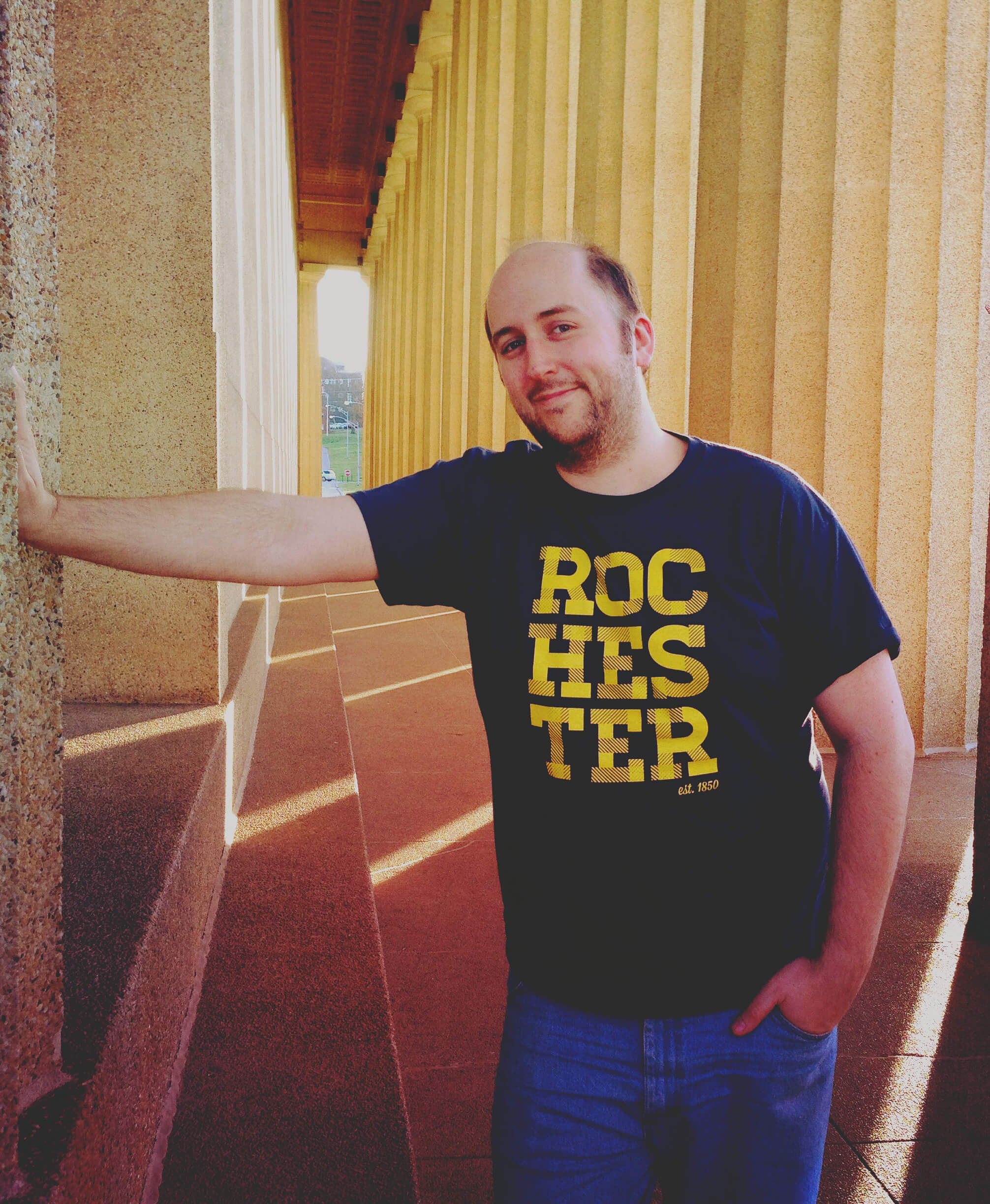 Rochester Fringe Creative Director Matt DeTurck is an advocate for the amazing local art community.