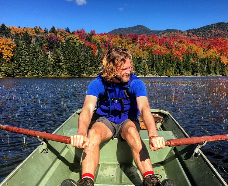 Hiker and adventurer Tyler Socash encourages you to get outside and enjoy the beauty of the Rochester area.
