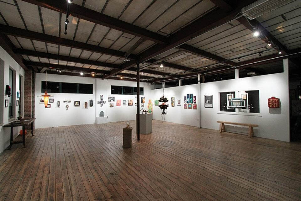 Meet the January Residents at The Yards collaborative art space.