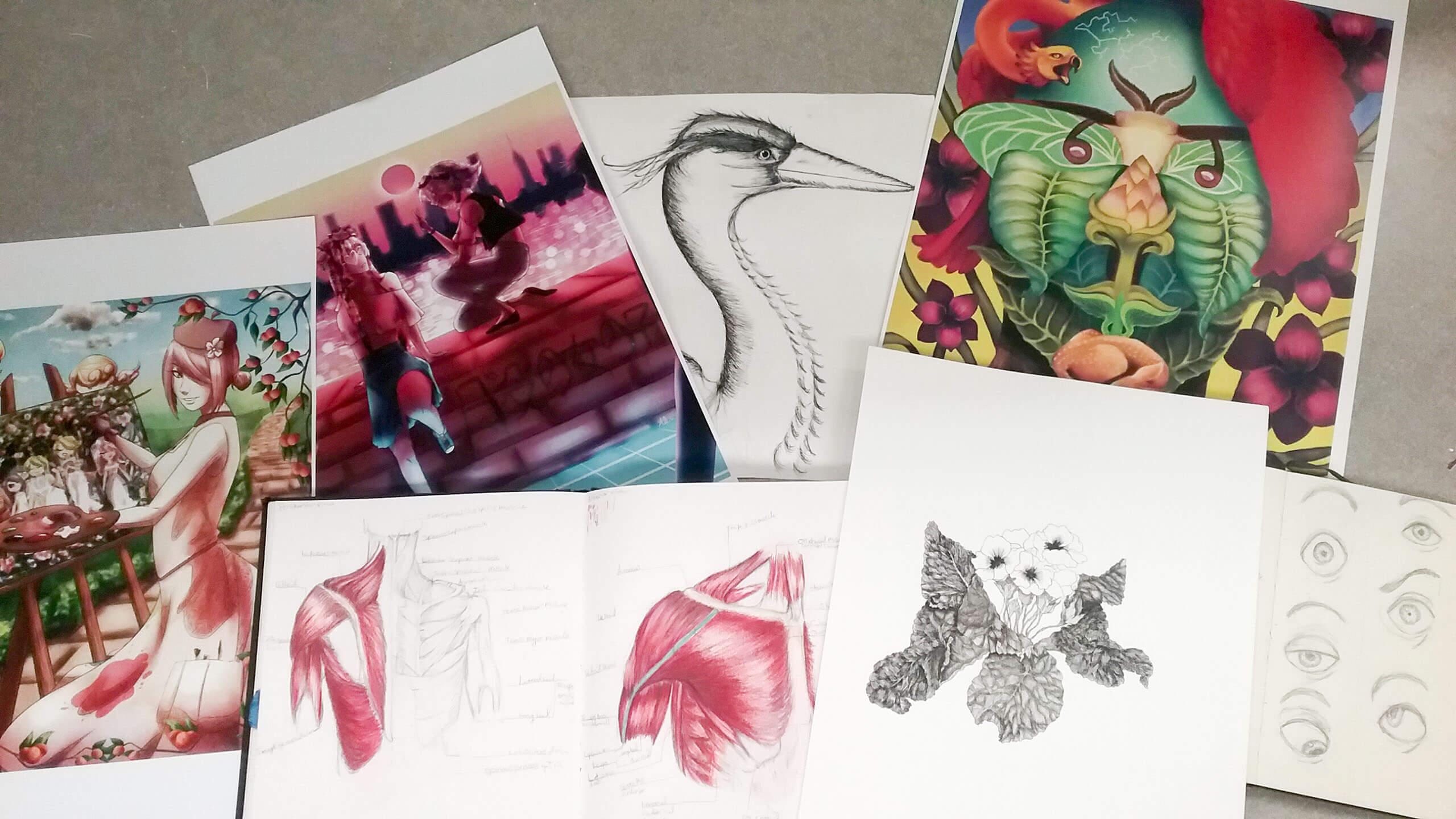 8 - Student Art