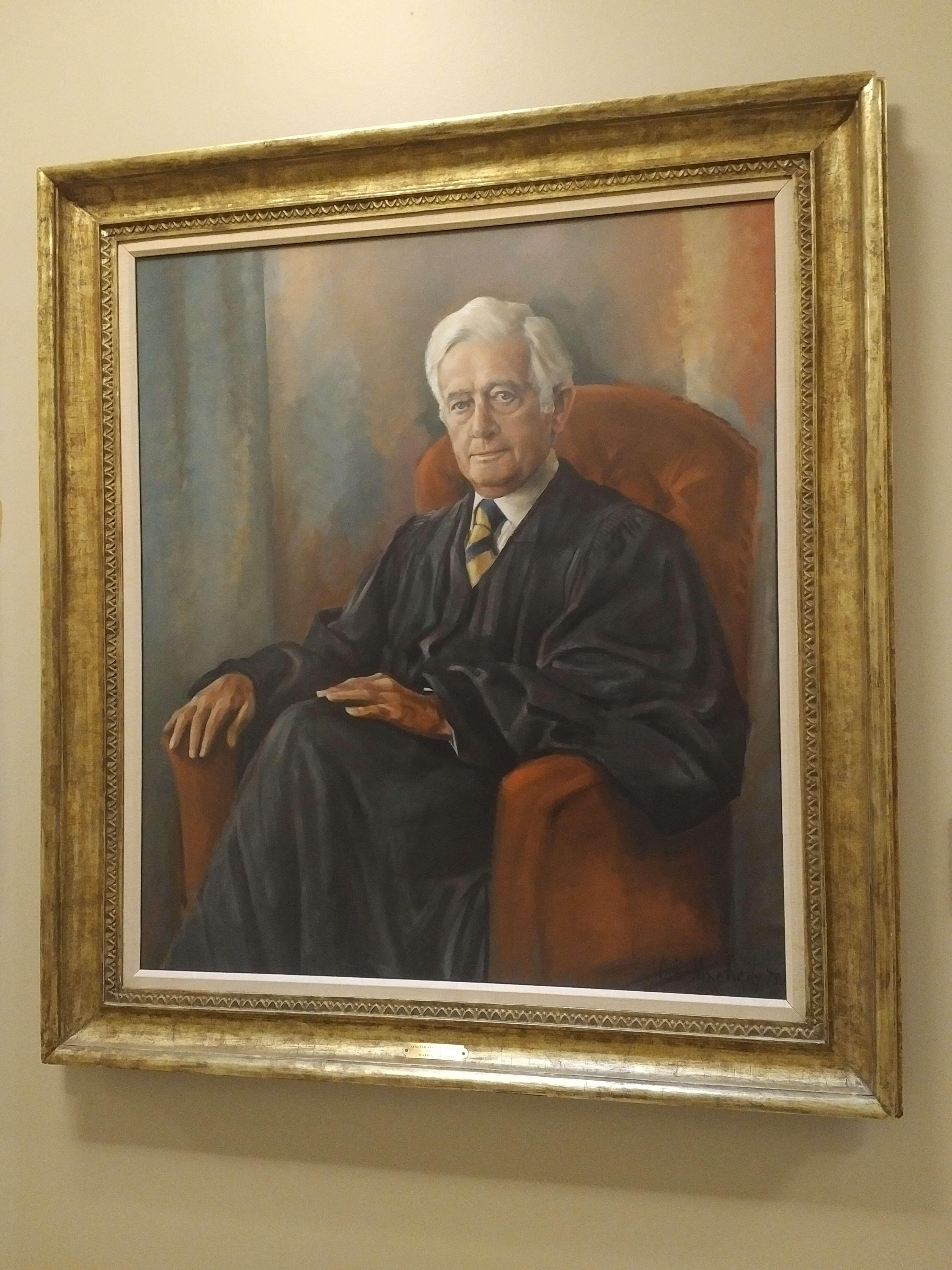 Senator Keating