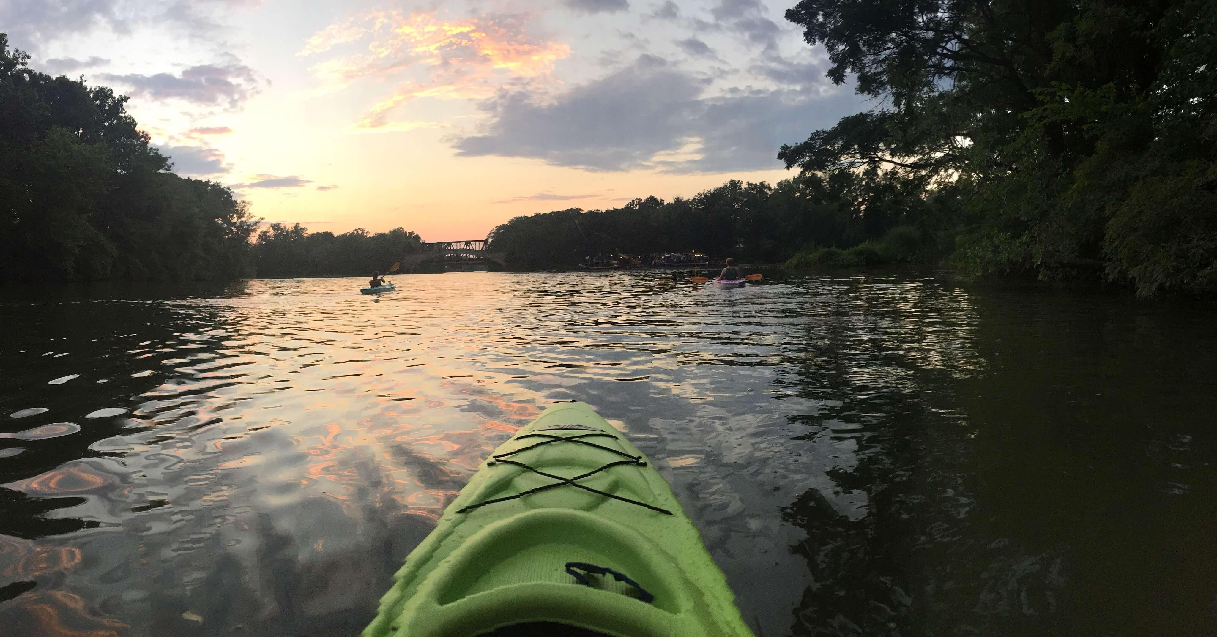 5 - kayak