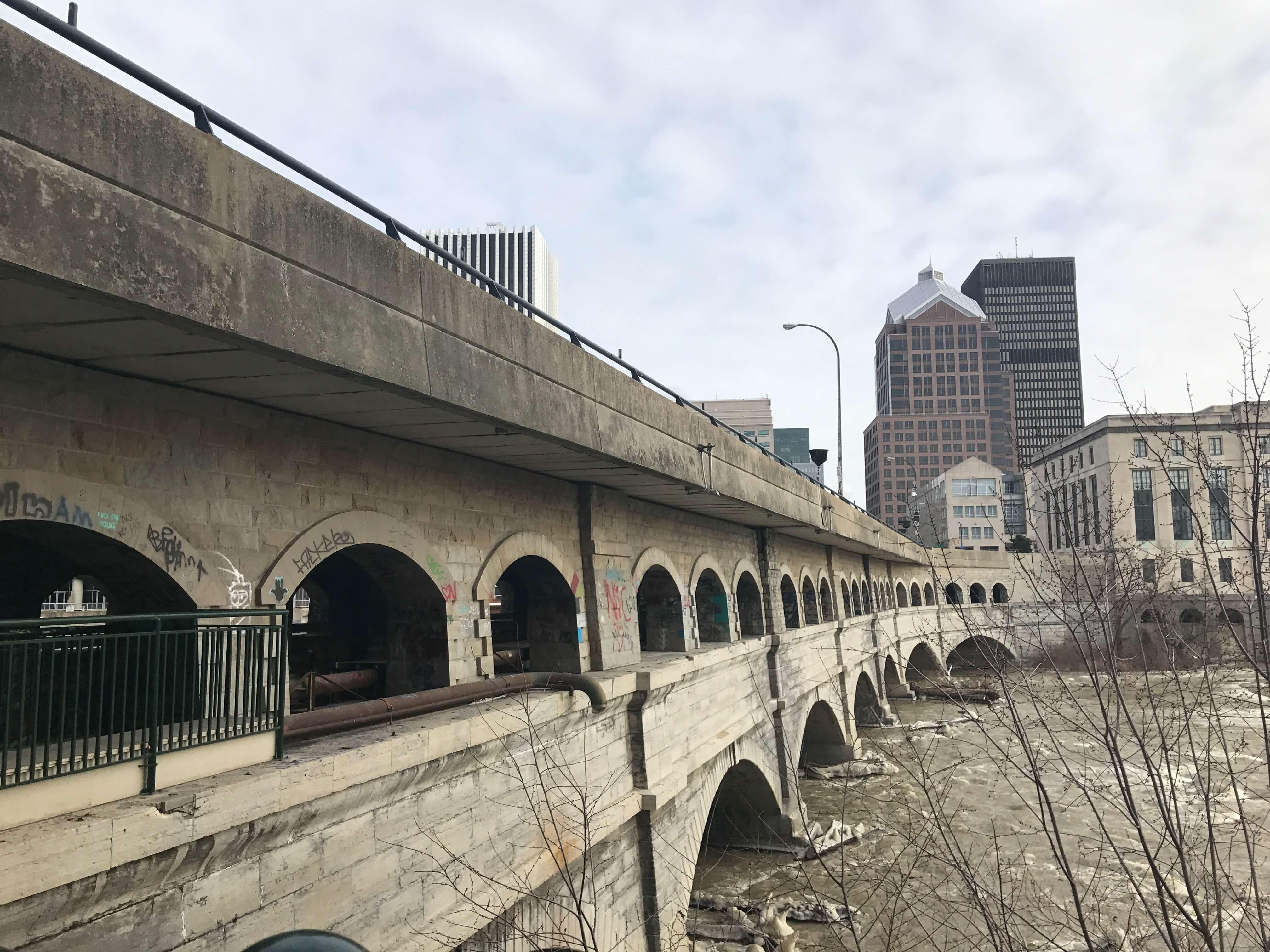 8 - Rochester Subway
