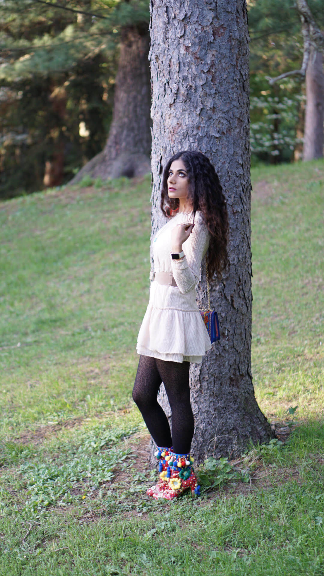 Software engineer and fashion blogger Abeer Kadhem feels completely at home in Rochester.