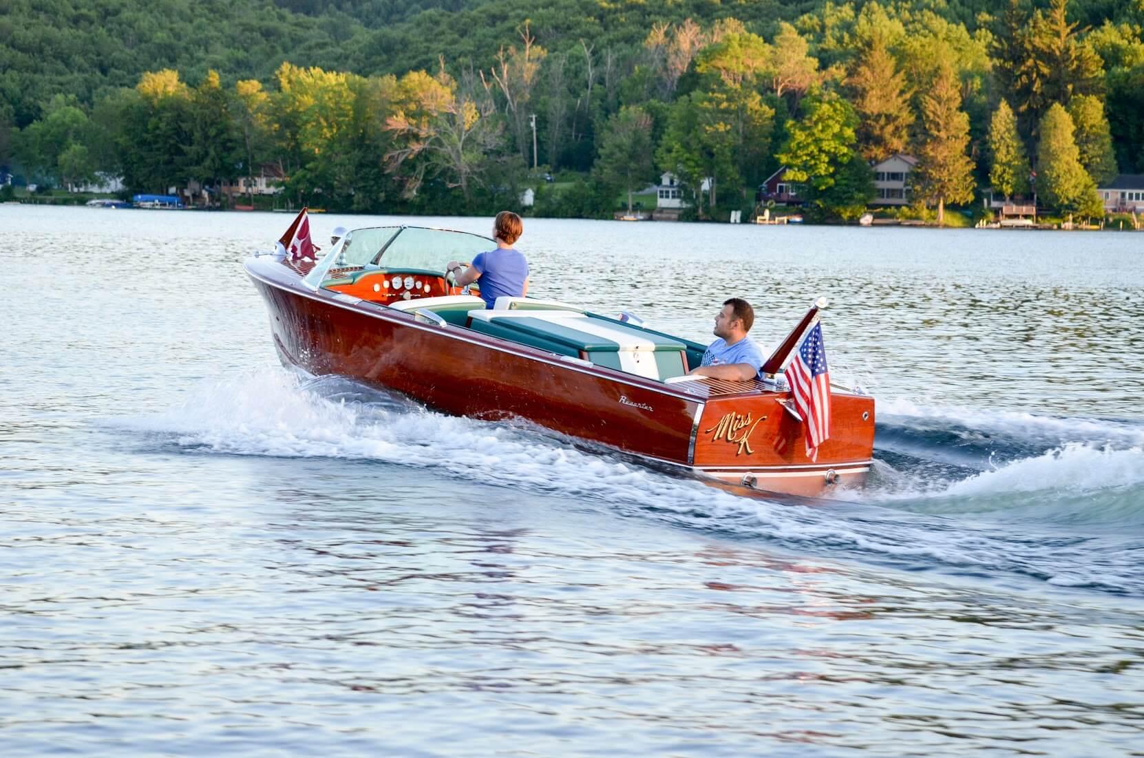 8 - Boat