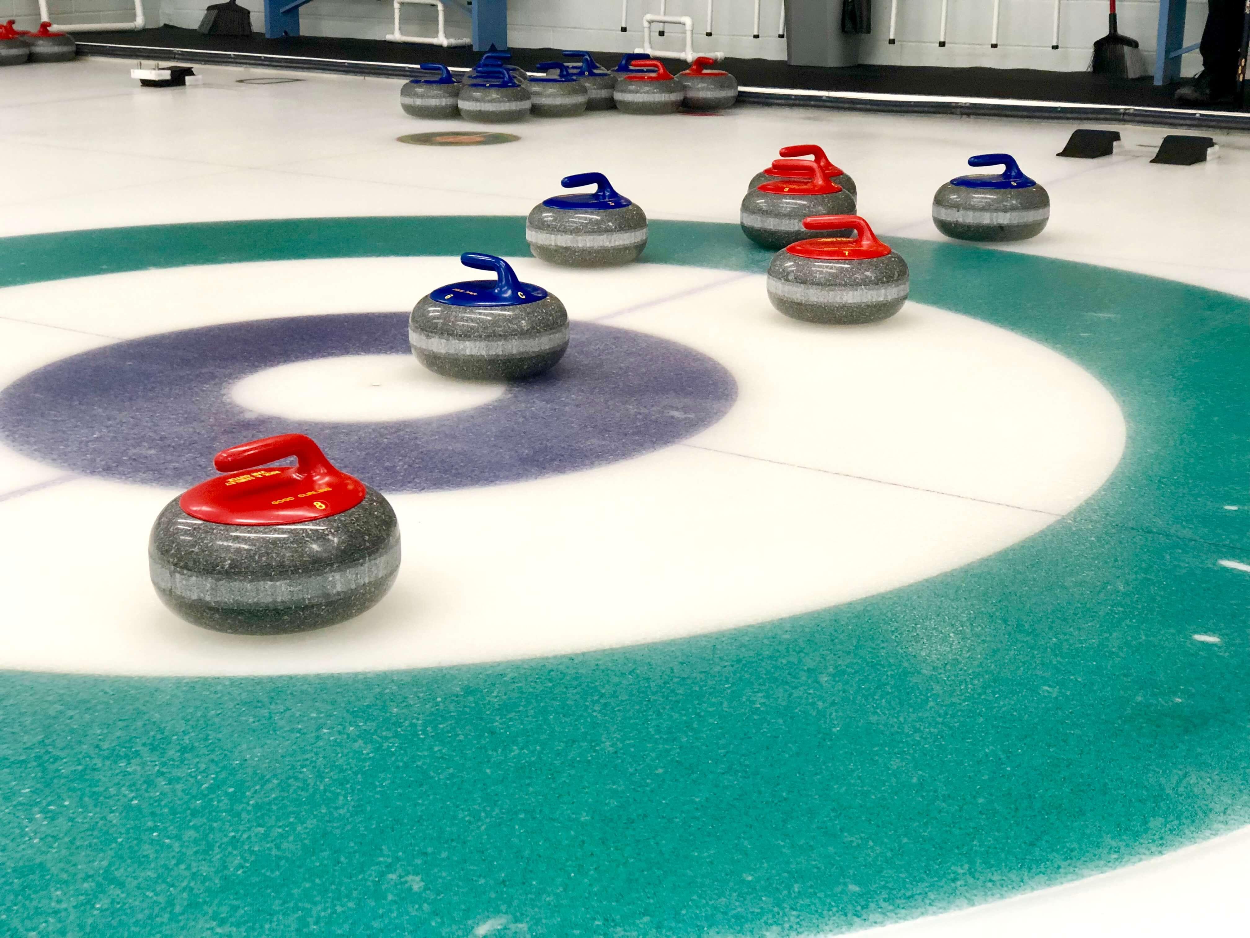 5 - Curling