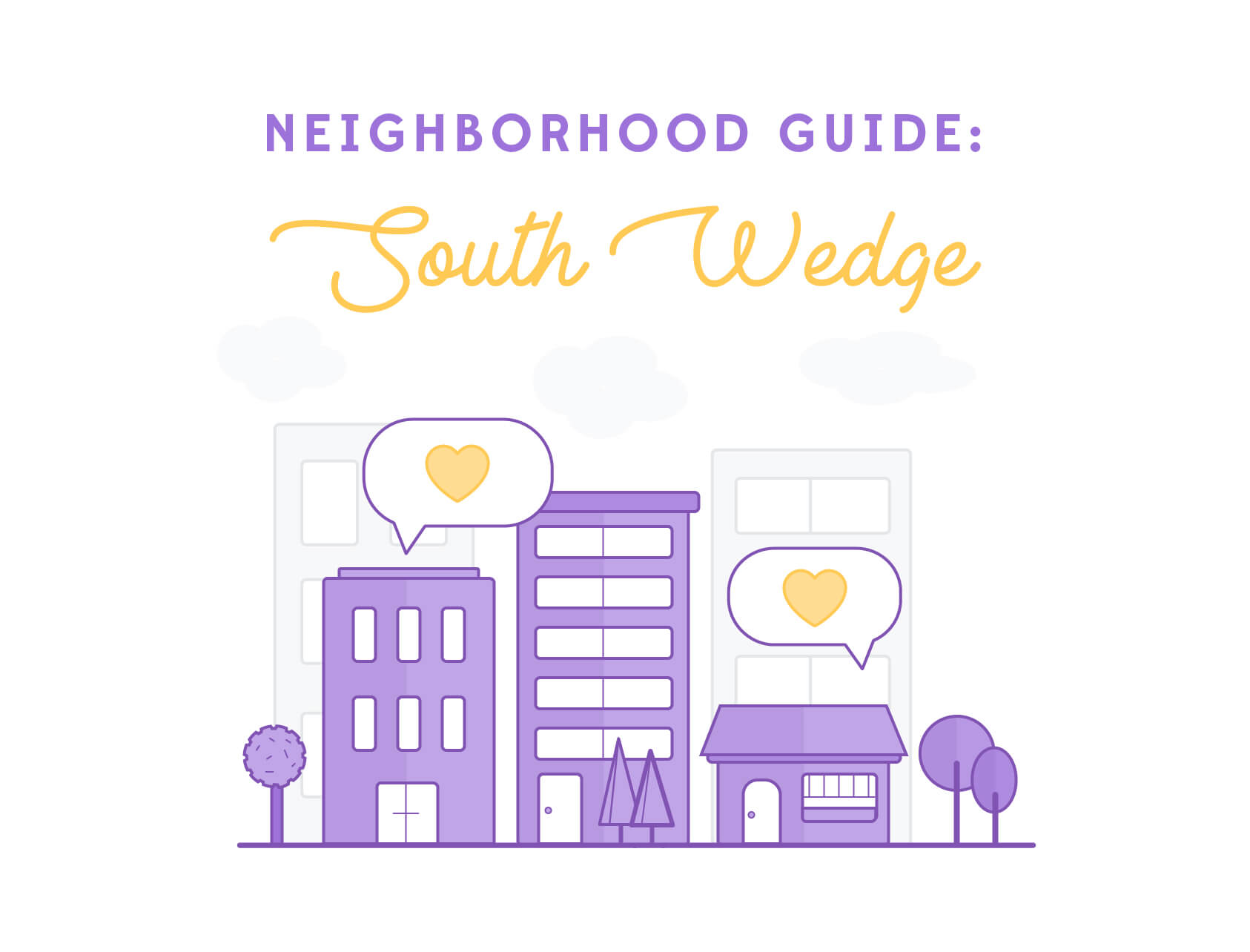 Surviving Winter in the South Wedge: A Neighborhood Guide