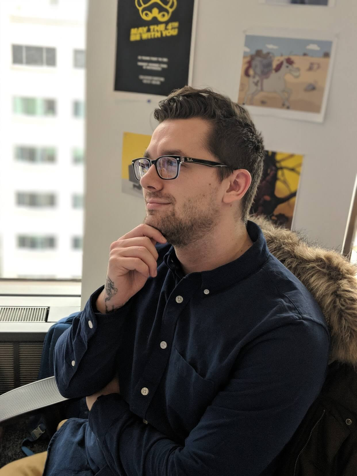 Tech guy Ian Allheim thinks Rochester is on the up-and-up